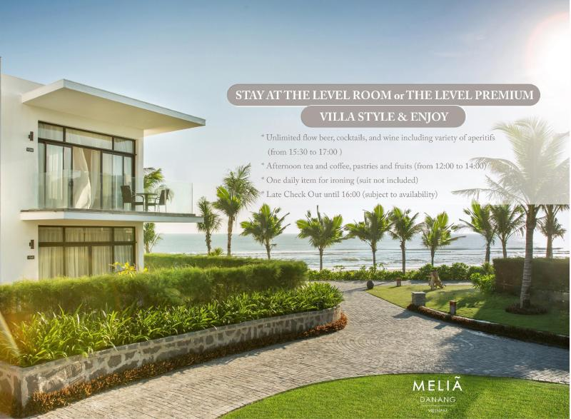 Khu Nghỉ Dưỡng Bãi Biển Melia Đà Nẵng