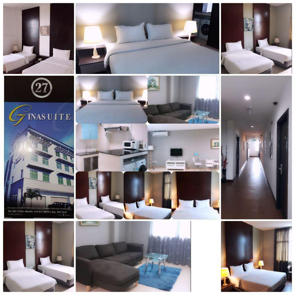 Hotel Gina Suite, Gadong