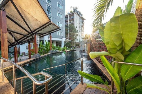 Cozy living near Maya & Nimman with Jacuzzi Chiang Mai
