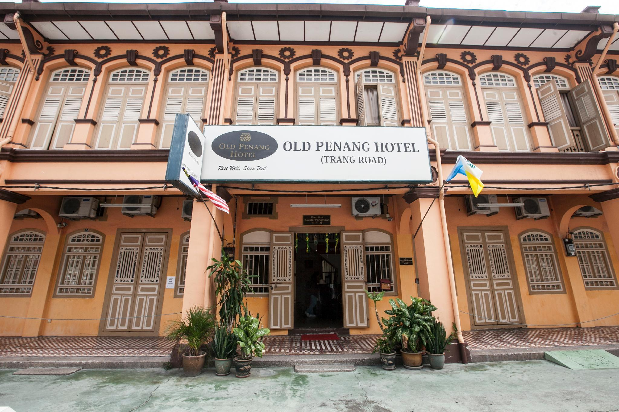 Old Penang Hotel (Trang Road), Penang Island