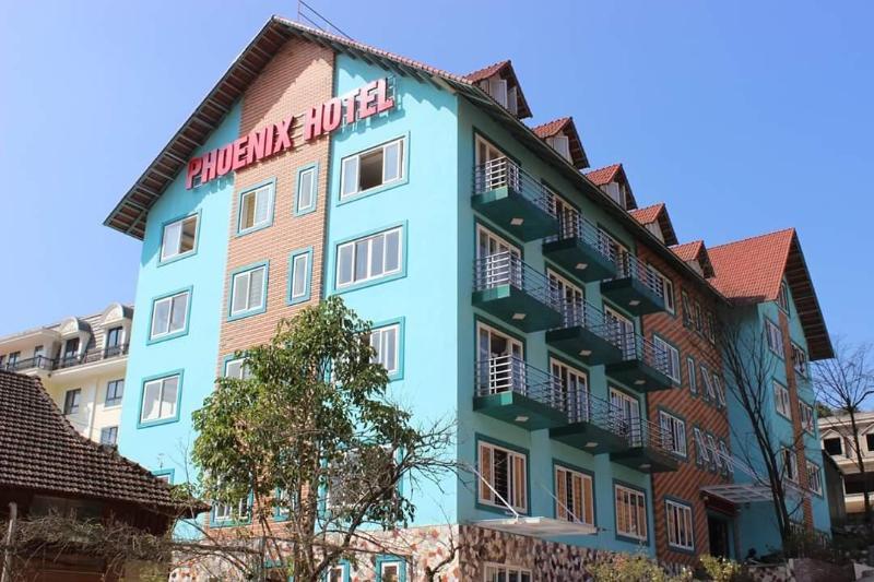 Khách Sạn Phoenix Sa Pa