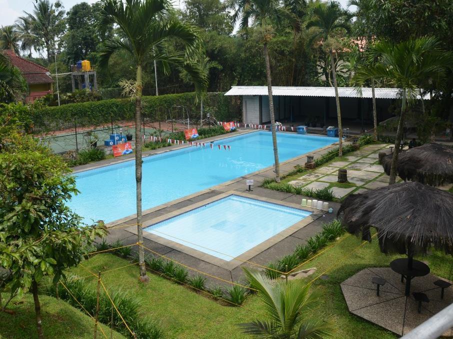 Augusta Hotel Sukabumi,Cimaja Beach Club