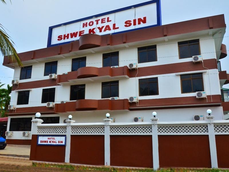 Shwe Kyal Sin Hotel, Yangon-E