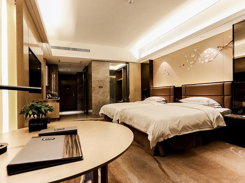 Licai Tianqi Hotel, Xianyang