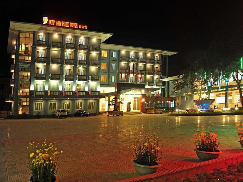 Duy Tan Vinh Hotel