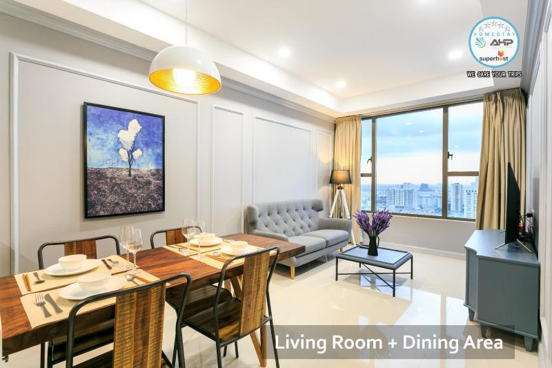 Rivergate CBD# Luxury Decor 2BR #Amazing View 27th