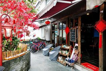 杭州西湖青年旅舍滿覺龍店