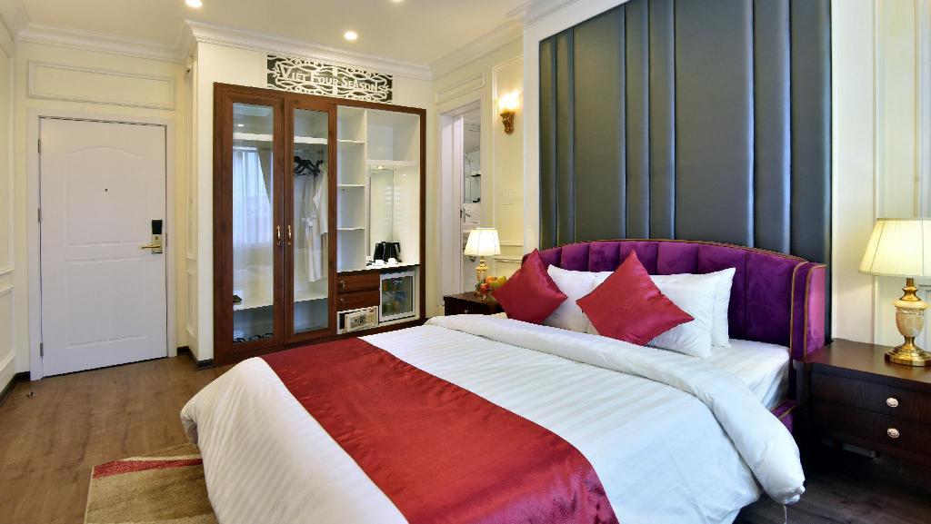 Phòng Superior giường đôi - Phòng ốc