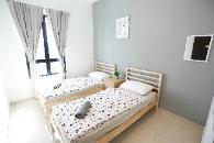 Chung cư 220 m² 1 phòng ngủ, 1 phòng tắm riêng ở Gelang Patah/Legoland