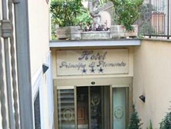 Hotel Principe Di Piemonte Rome