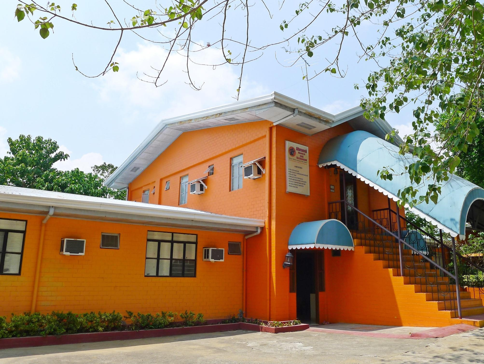 Abrassi Hotel and Restaurant, Tayum