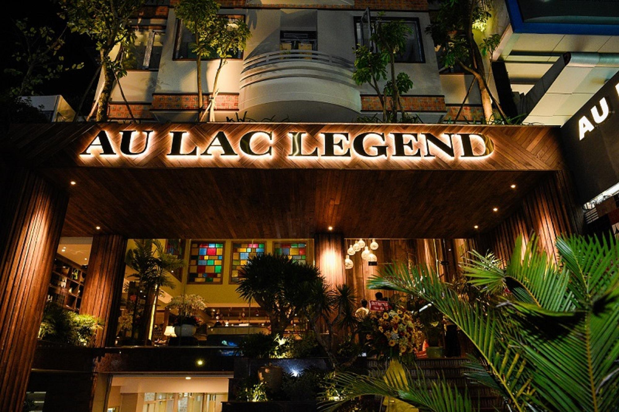 Khách Sạn Âu Lạc Hồ Chí Minh