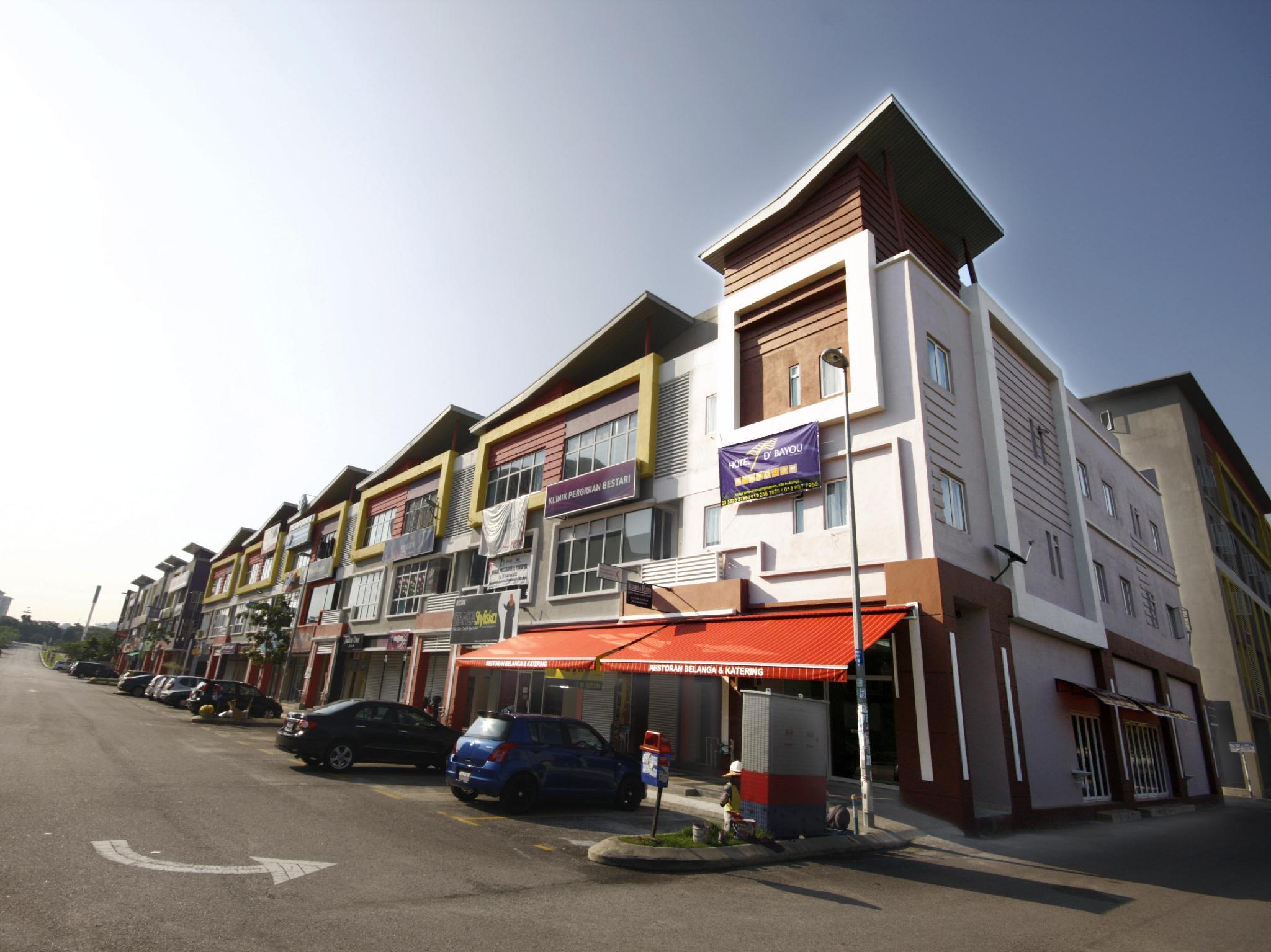 D Bayou Hotel, Kuala Lumpur