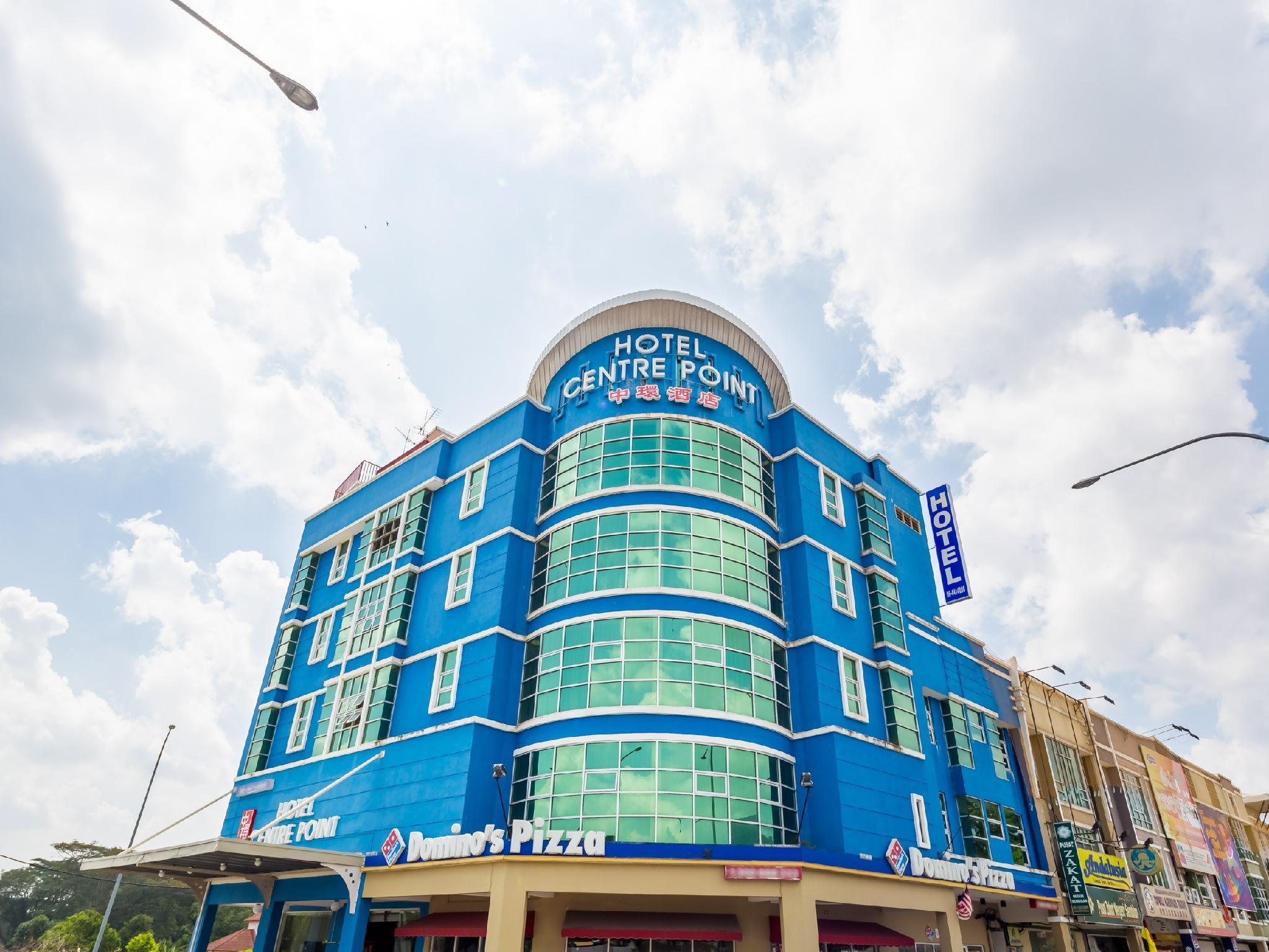 Hotel Centre Point, Tampin