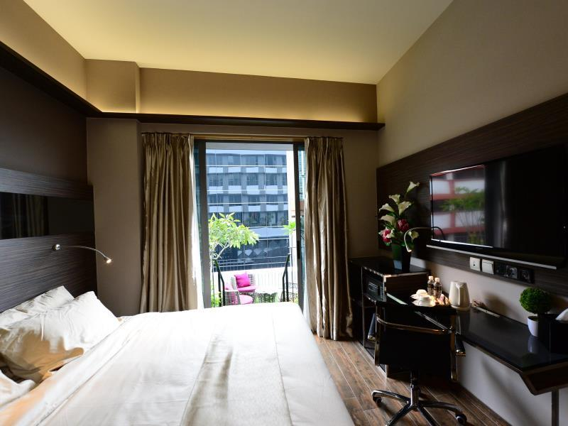 Best Price on Parc Sovereign Hotel - Tyrwhitt in Singapore + Reviews!