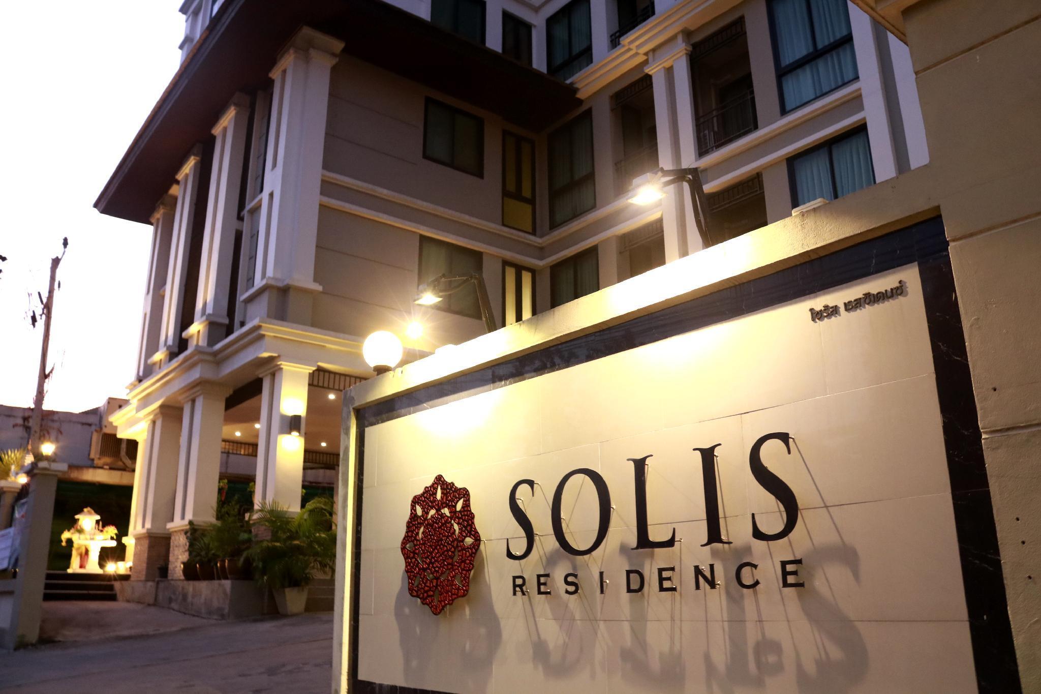 Solis Residence, Bang Na