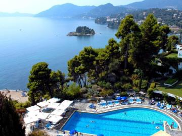 Hotel Corfu Holiday Palace, Corfu Island, Greece