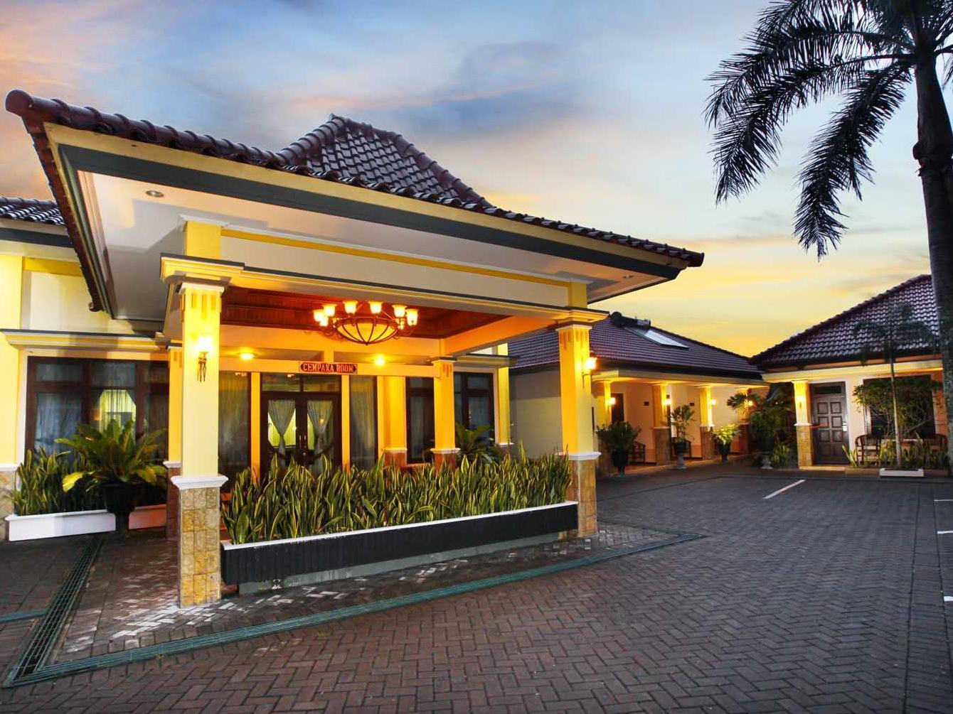 Ning Tidar Hotel, Magelang