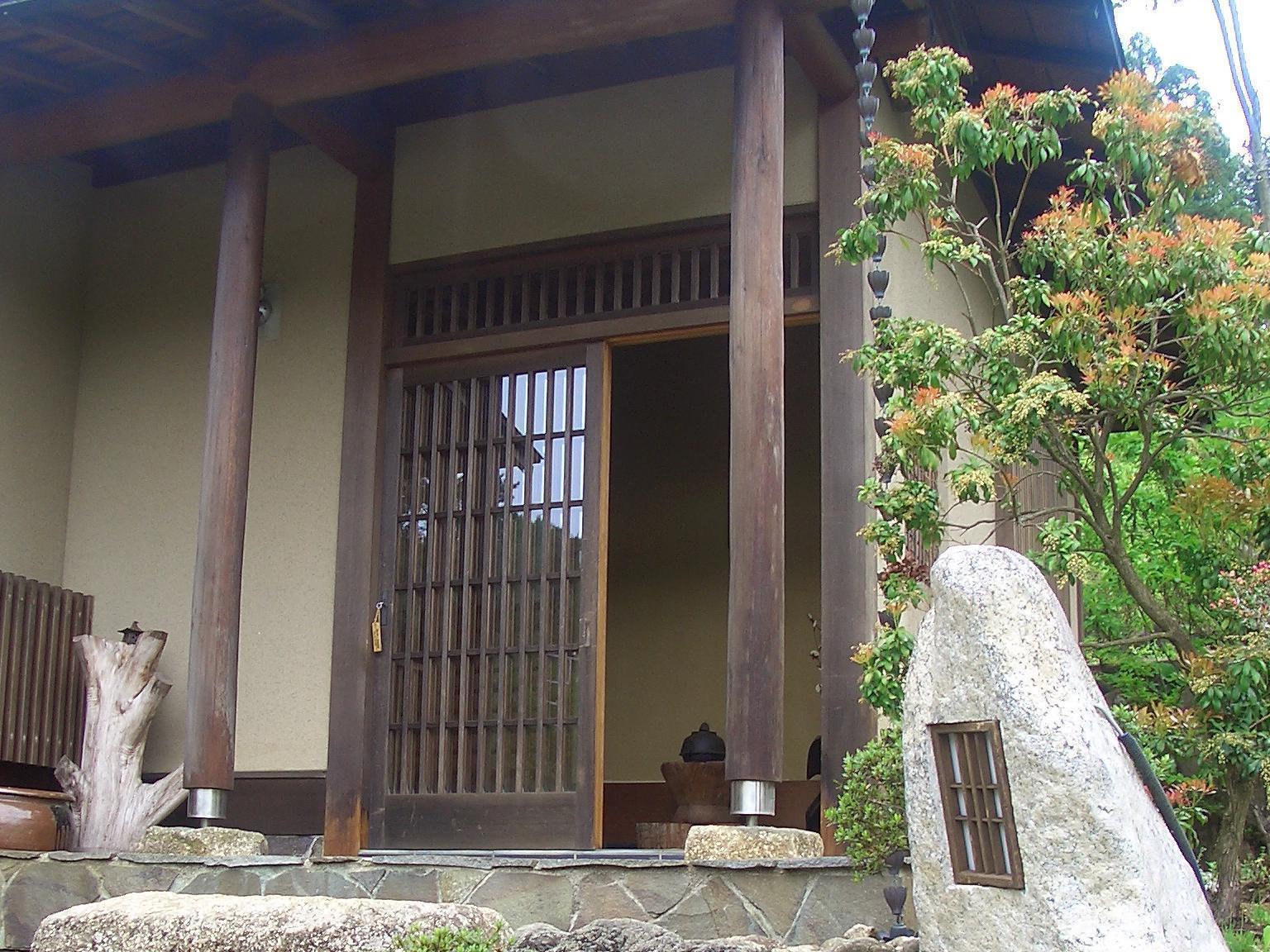 Villa Shikitei, Fujiyoshida