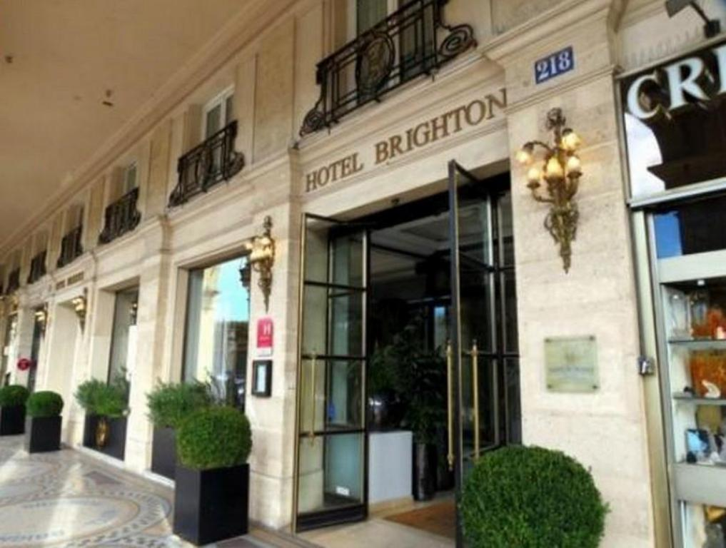 best price on hotel brighton in paris reviews. Black Bedroom Furniture Sets. Home Design Ideas