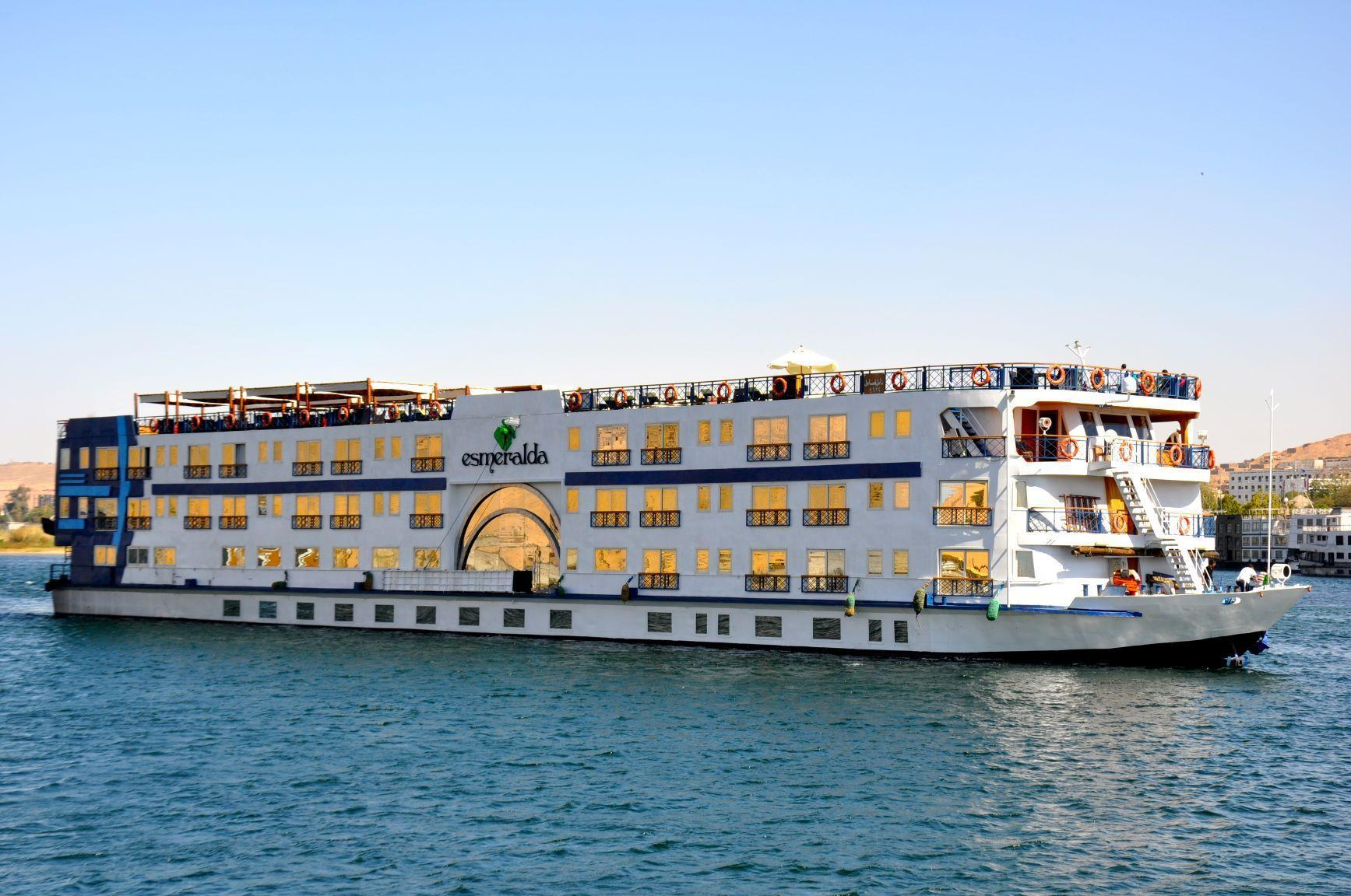 MS Esmeralda Nile Cruises