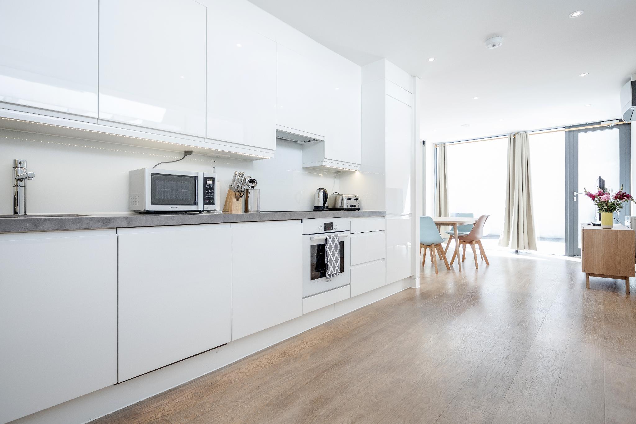 LCS Soho Apartments, London
