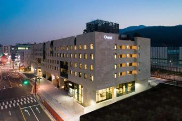 Hôtel Orakai Cheonggyesan