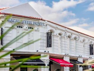 Macalister Hotel por PHC