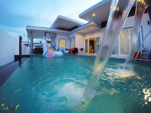 Le leaf valley pool villas Huahin Hua Hin