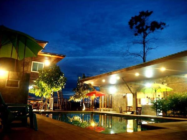Nawiengkae Riverview Resort Mukdahan