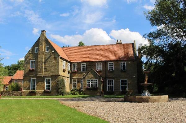 Manor House Hotel at Pinchinthorpe Guisborough