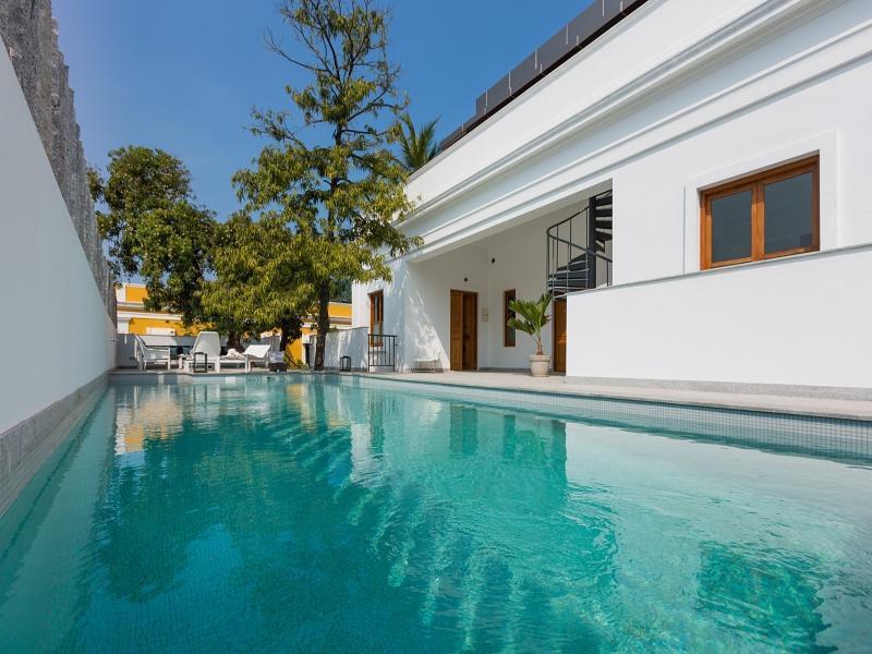 La Villa Hotel, Puducherry