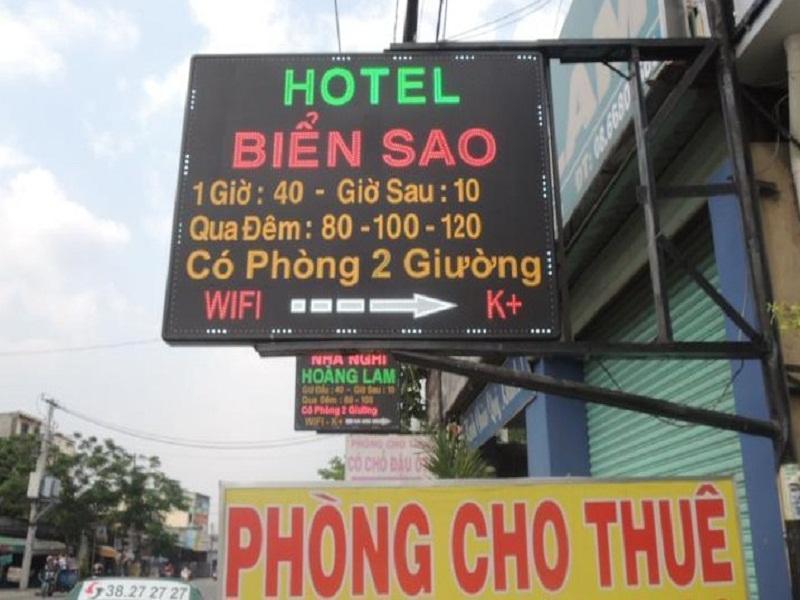 Bien Sao 2 Hotel, Gò Vấp