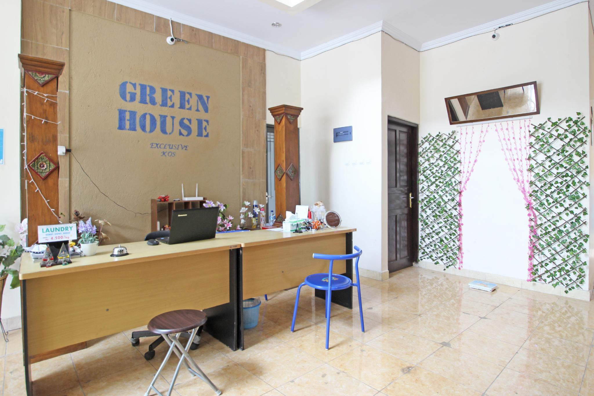 Green House Exclusive Tegal Waras