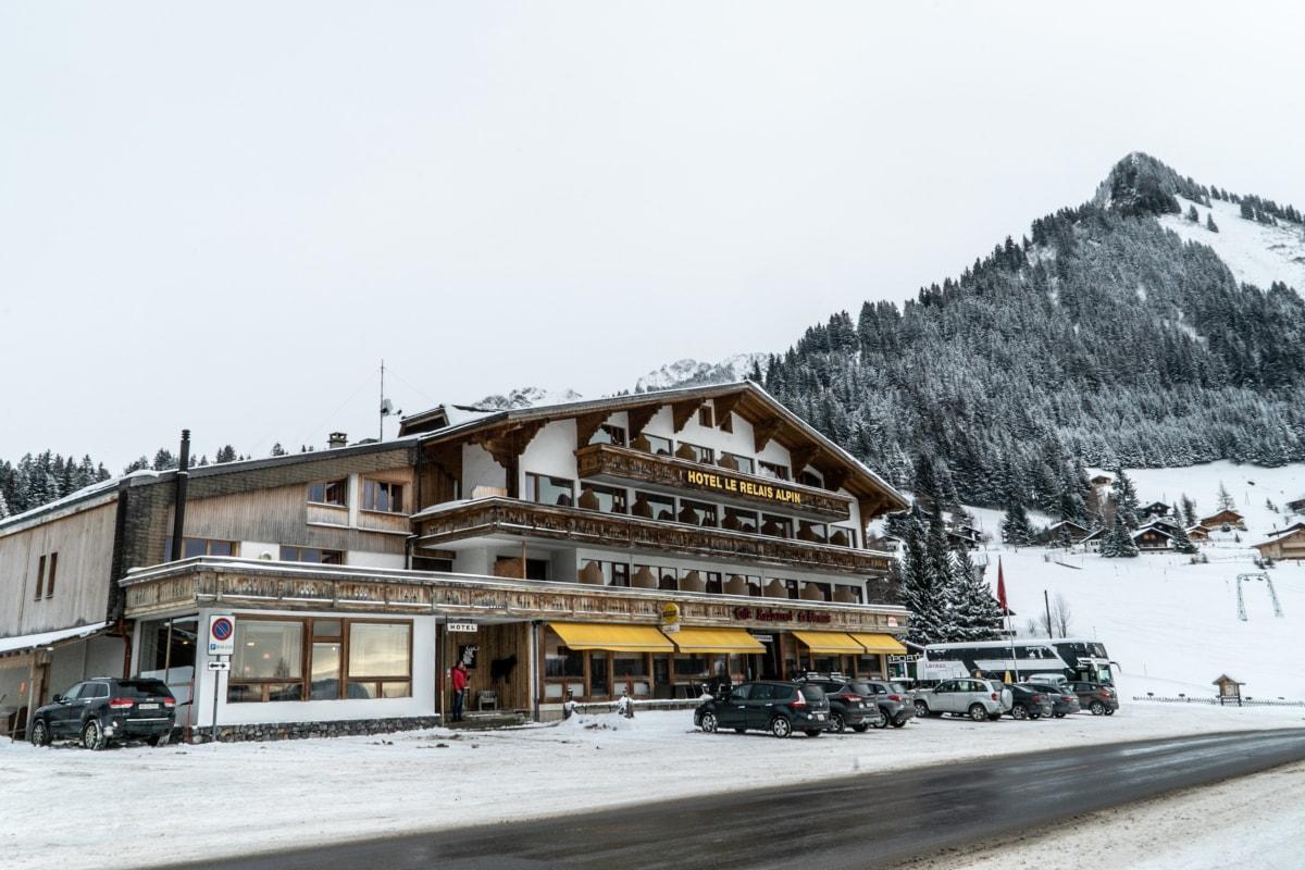 Hotel le Relais Alpin, Aigle