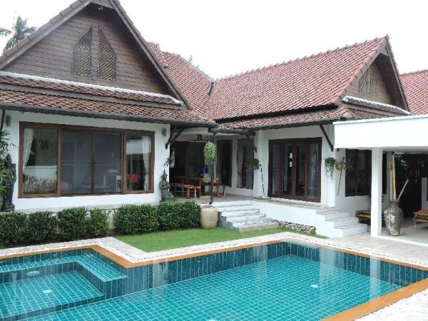 Beautiful Family villa with pool. Villa Ban Boo. Koh Samui