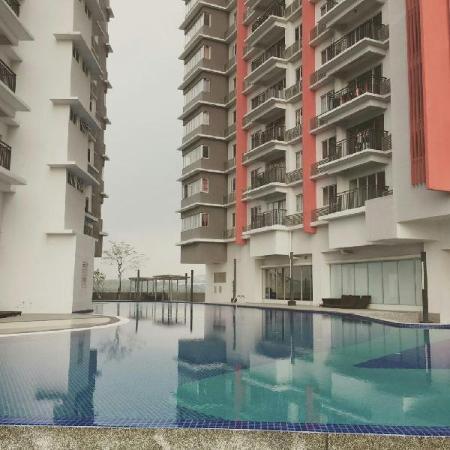 AR Homestay with Condo Facilities Kuala Lumpur