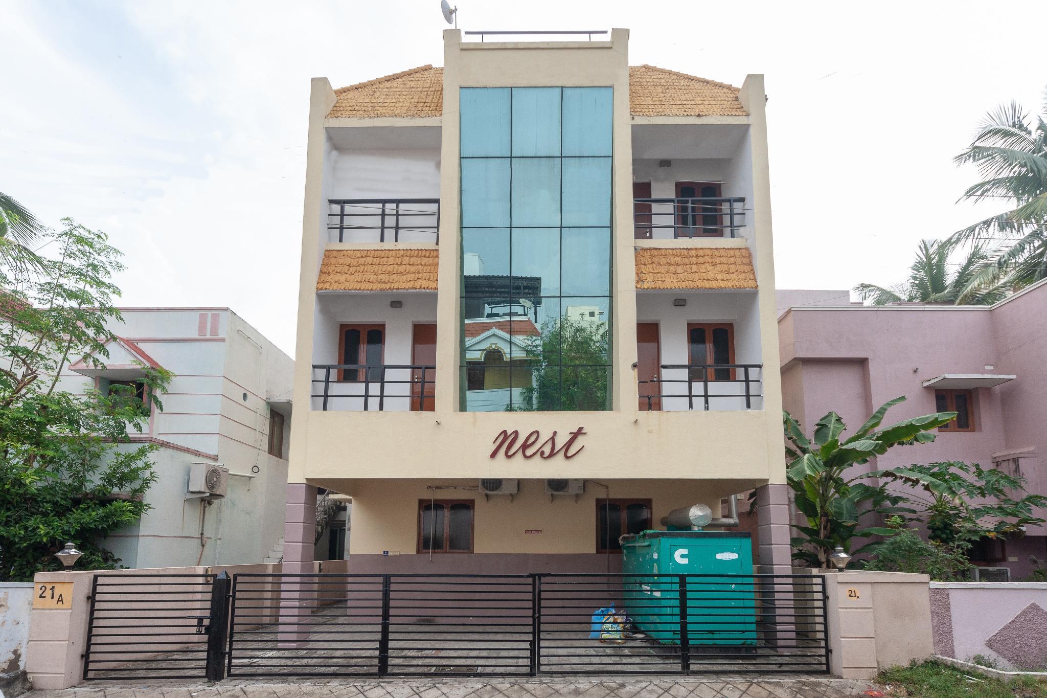 OYO 22846 Pamba, Chennai