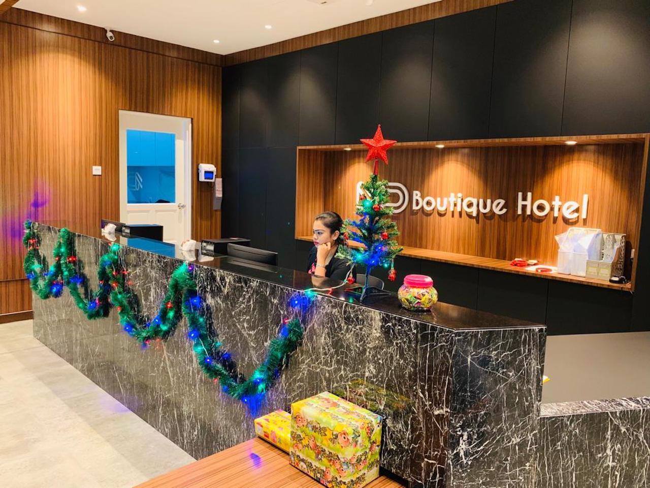 MD Boutique Hotel, Kinta
