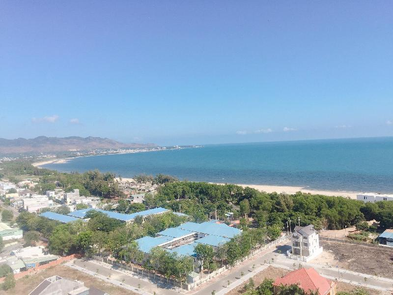 Chung cư 130 m² 3 phòng ngủ, 3 phòng tắm riêng ở Biển Long Hải