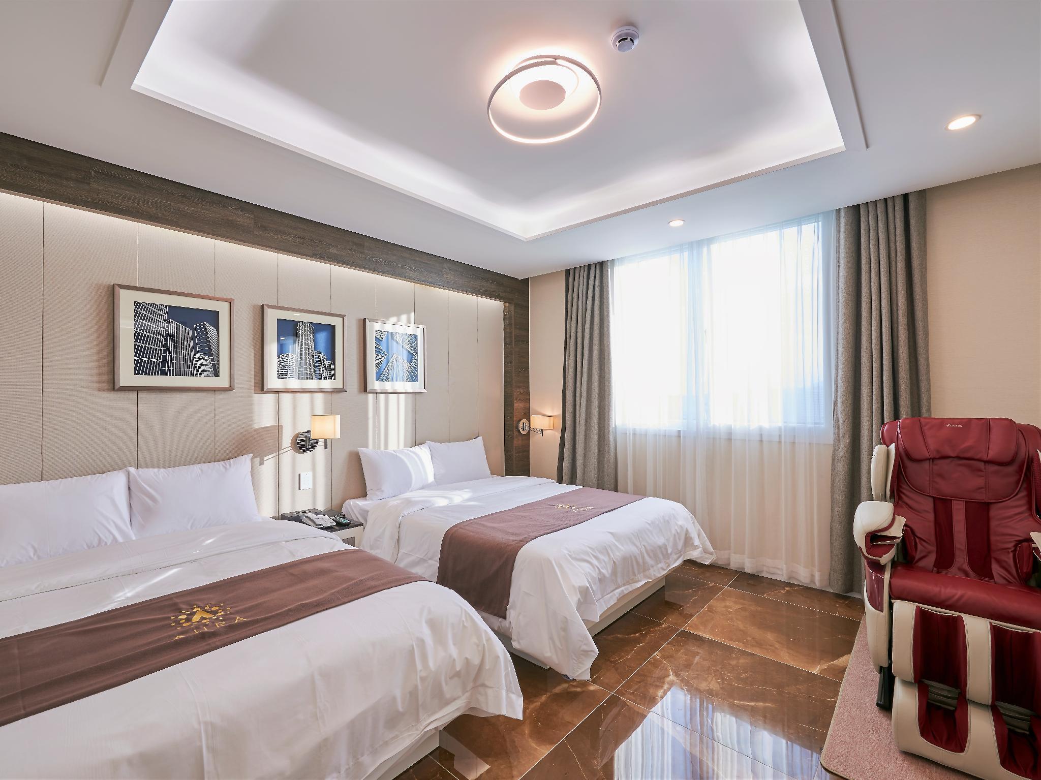 Aura Business Hotel, Gwangsan