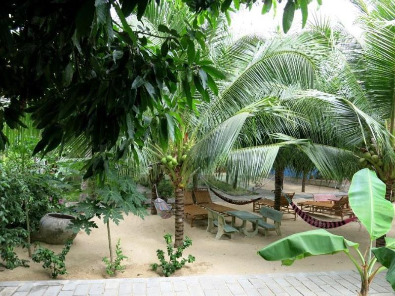 Khách sạn Cát Dừa