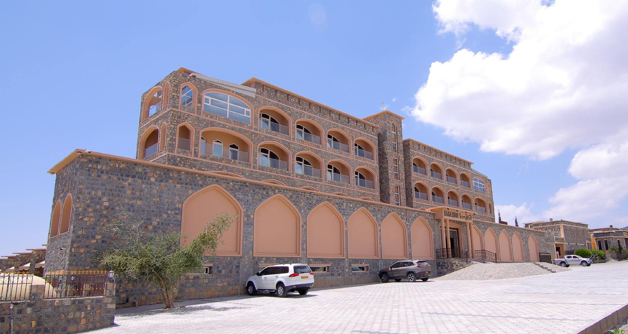 Sama Hotel, Izki