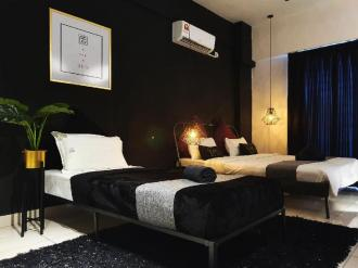Aeropod Sovo [BED.1] Black House (3 Pax)