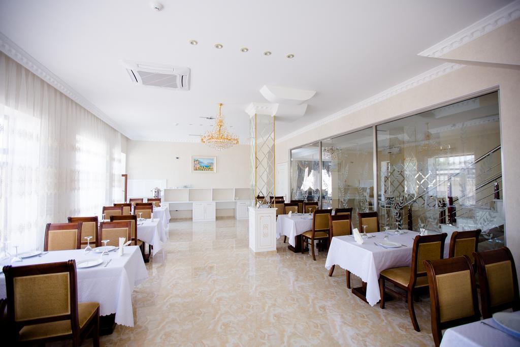 White Boutique Gabala Hotel, İsmayıllı