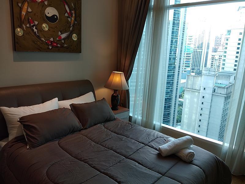Cozy 2 Room Apt in Soho Suite @ KL