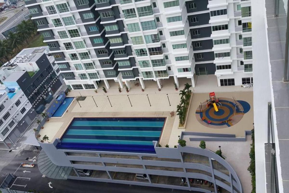 Sekinchan Condominium Room Hotel, Sabak Bernam