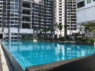 Liberty 707 @ i-City 1BR/3 Pax/WiFi/Parking/Netflx, Kuala Lumpur