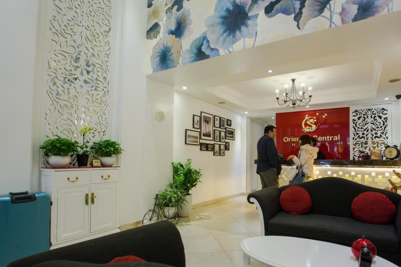 Khách Sạn Oriental Central Hà Nội