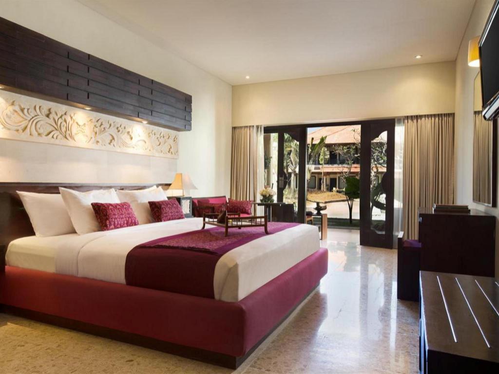 Kamar penginapan di Sadara Boutique Beach Resort